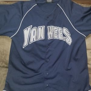 Yankees Button-Down Jersey
